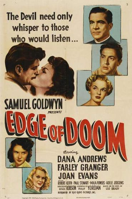 ALMA EM REVOLTA (Edge of Doom, 1950)