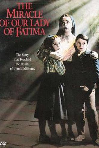 O MILAGRE DE NOSSA SENHORA DE FÁTIMA (The Miracle of Our Lady Fatima, 1952)