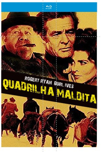 QUADRILHA MALDITA (Day of the Outlaw, 1959)