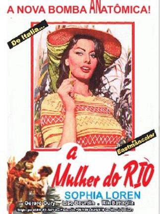 A MULHER DO RIO (La Donna del Fiume, 1954)