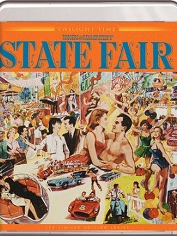 FEIRA DE ILUSÕES (State Fair, 1962) blu-ray