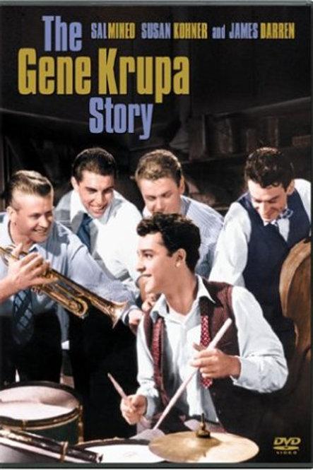 O REI DO RITMO (The Gene Krupa Story, 1959)