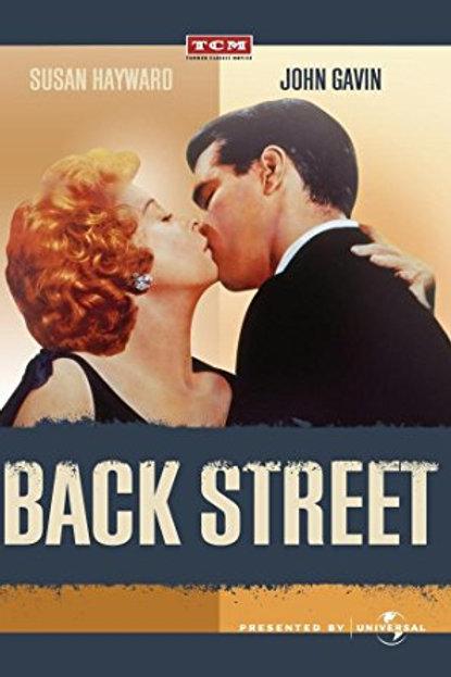 ESQUINA DO PECADO (Back Street, 1961)