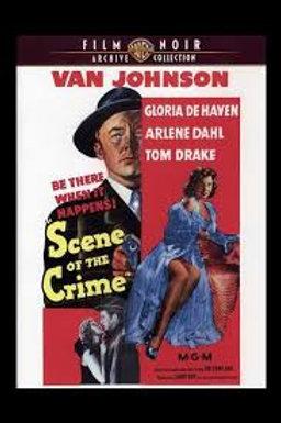 A CENA DO CRIME (Scene of The Crime, 1949)