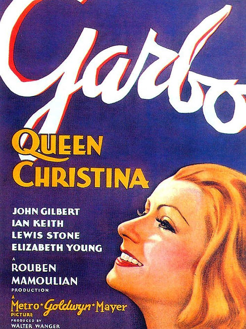 RAINHA CRISTINA (Queen Christina, 1933)