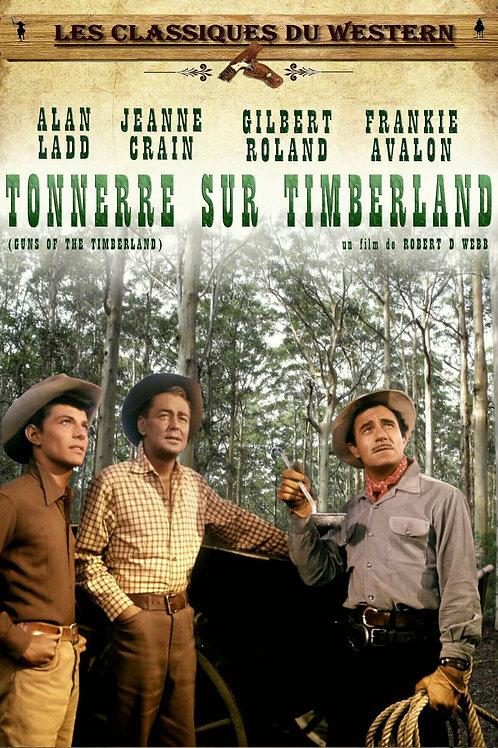 GIGANTES EM LUTA (Guns of the Timberland, 1960) Blu-Ray
