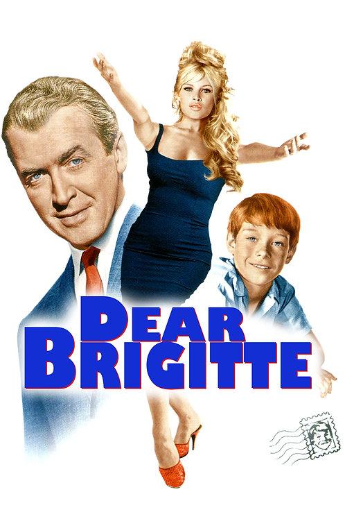 MINHA QUERIDA BRIGITTE (My Dear Brigitte, 1965)
