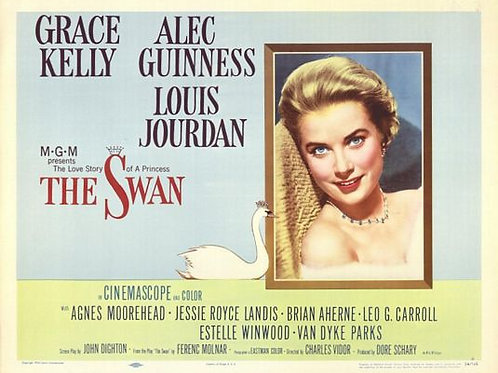 O CISNE (The Swan, 1956)