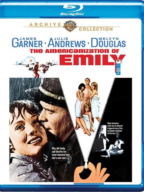 NÃO PODES COMPRAR O MEU AMOR (The Americanization Of Emily, 1964) blu-ray