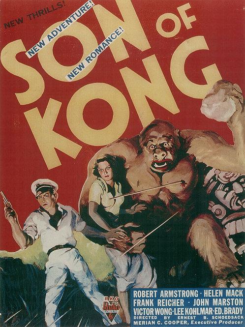 O FILHO DE KING KONG (The Son of Kong, 1933)