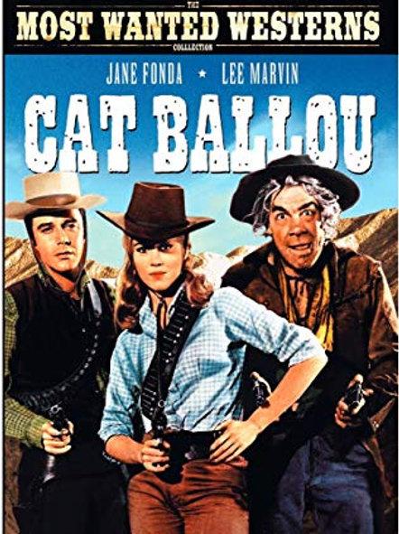 DÍVIDA DE SANGUE (Cat Ballou, 1965)