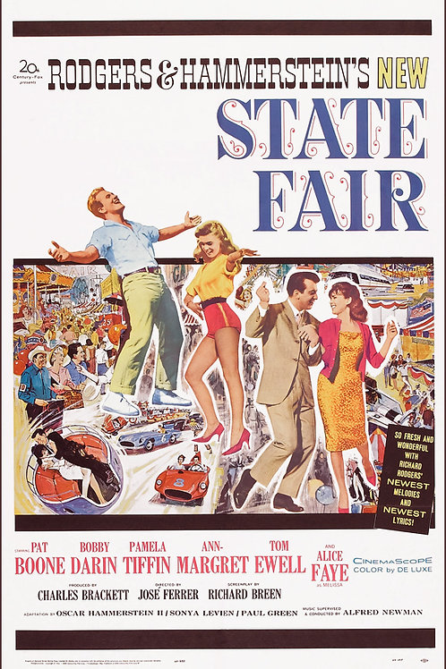 FEIRA DE ILUSÕES (State Fair, 1962)