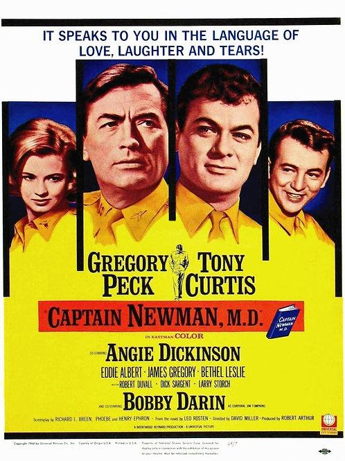 PAVILHÃO 7 (Captain Newman, M.D., 1963)