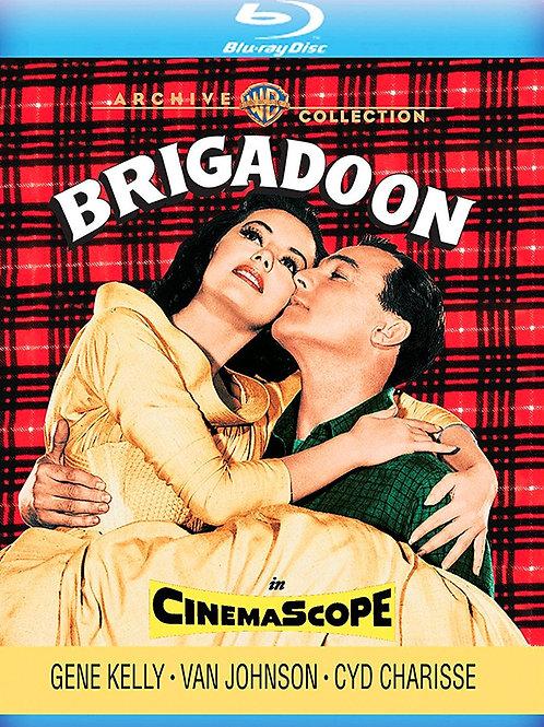 A LENDA DOS BEIJOS PERDIDOS (Brigadoon, 1954)