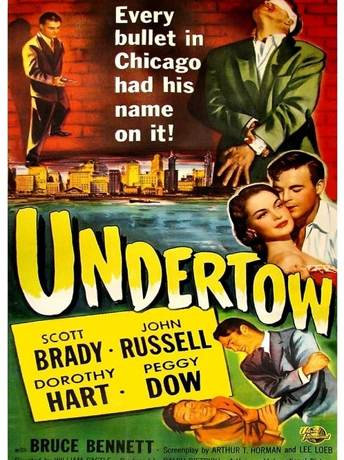 SANGUE ACUSADOR (Undertow, 1949)