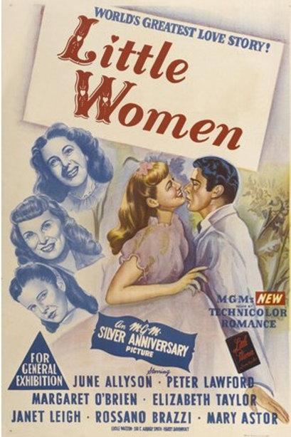 QUATRO DESTINOS (Little Women, 1949)