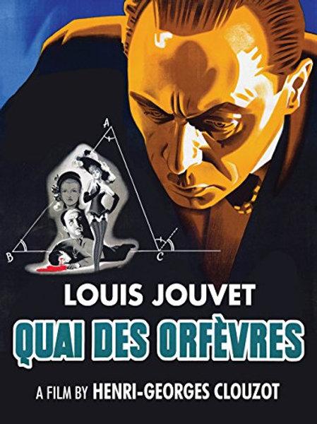 CRIME EM PARIS (Quai des Orfèvres (1947)
