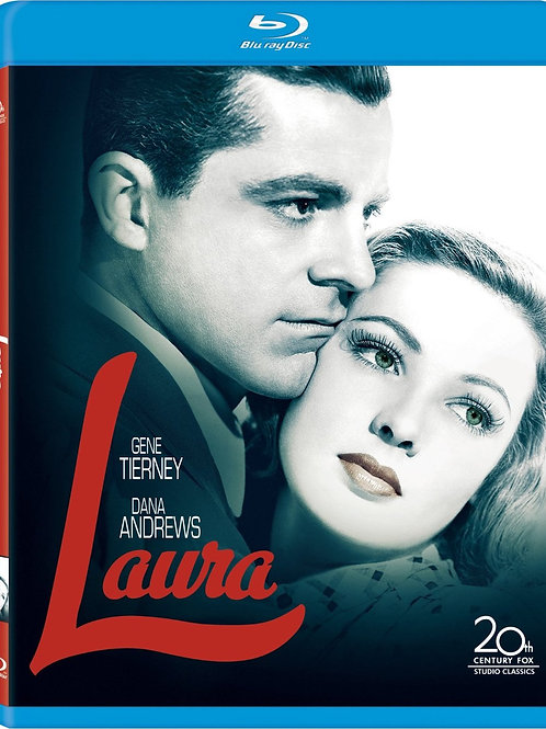 LAURA (Idem, 1944)  bluray