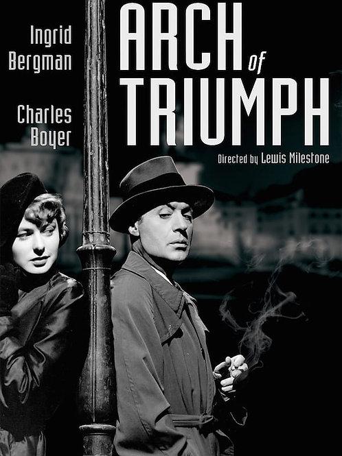 ARCO DO TRIUNFO (Arch of Triumph, 1948)