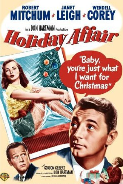 DUAS VIDAS SE ENCONTRAM (Holiday Affair, 1949)