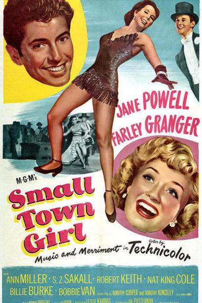 SENHORITA INOCÊNCIA (Small Town Girl, 1953)