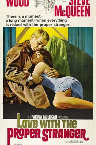 O PREÇO DE UM PRAZER (Love With A Proper Strange, 1963)