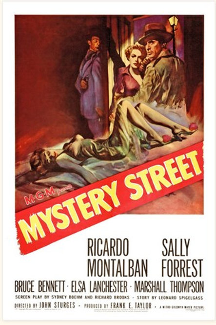 A NOITE DE 23 DE MAIO (Mystery Street, 1950)