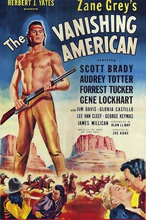 DERRADEIRO LEVANTE (The Vanishing American, 1955)