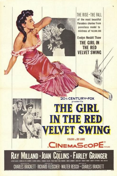 O ESCÂNDALO DO SÉCULO (The Girl in The Red Velvet Swing, 1955)