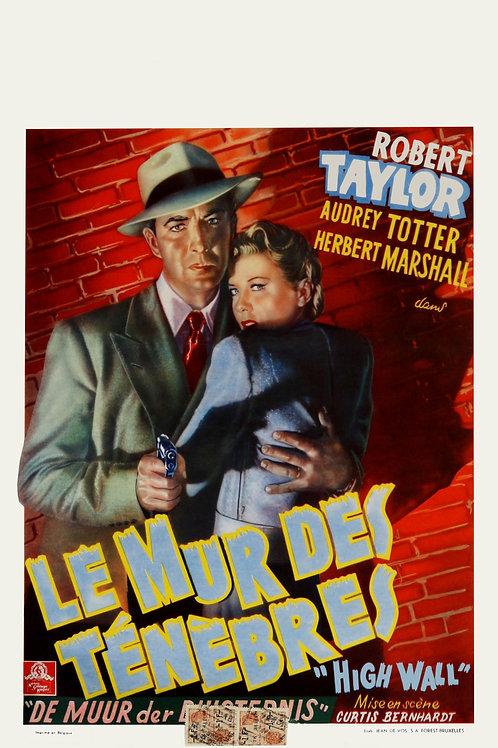 MURO DE TREVAS (High Wall, 1947)