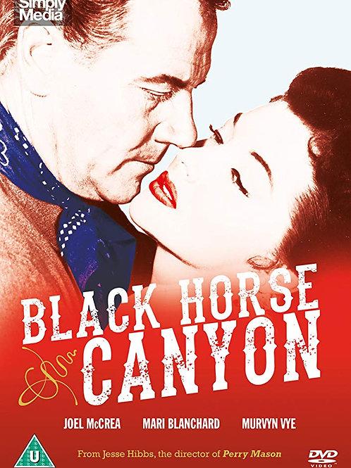 BELO E INDOMÁVEL (Black Horse Canyon, 1954)