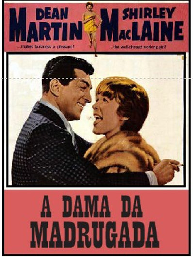 A DAMA DA MADRUGADA (All In A Night's Work, 1961)