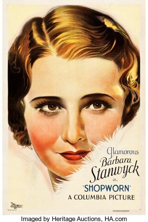 UMA MULHER NOTÓRIA (Shopworn, 1932)