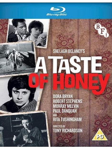 UM GOSTO DE MEL (A Taste of Honey, 1961) Bluray