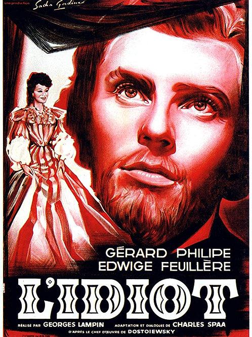 O IDIOTA (L'Idiot, 1946)