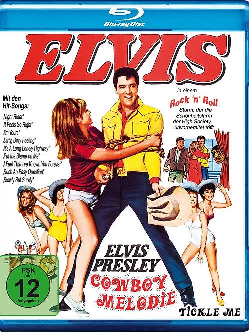 O CAVALEIRO ROMÂNTICO (Tickle Me, 1965) Blu-ray