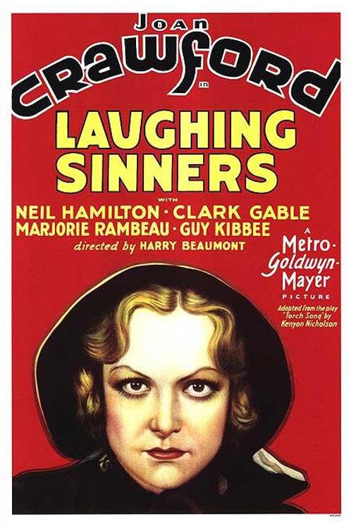 ALMAS PECADORAS (Laughing Sinners, 1931)
