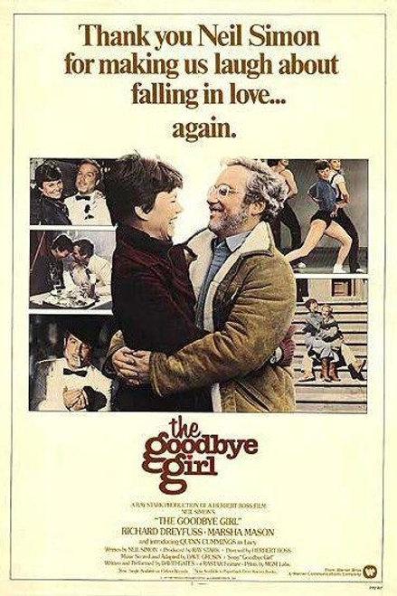 A GAROTA DO ADEUS (The Goodbye Girl, 1977)