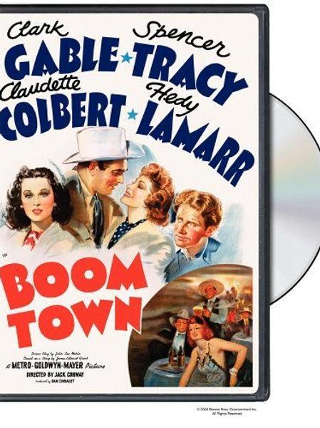 FRUTO PROIBIDO (Boom Town, 1940)