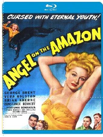 TENTAÇÃO SELVAGEM (Angel On The Amazon, 1948)