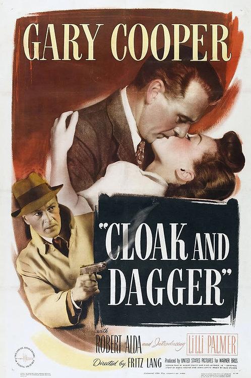 O GRANDE SEGREDO (Cloak and Dagger, 1946)