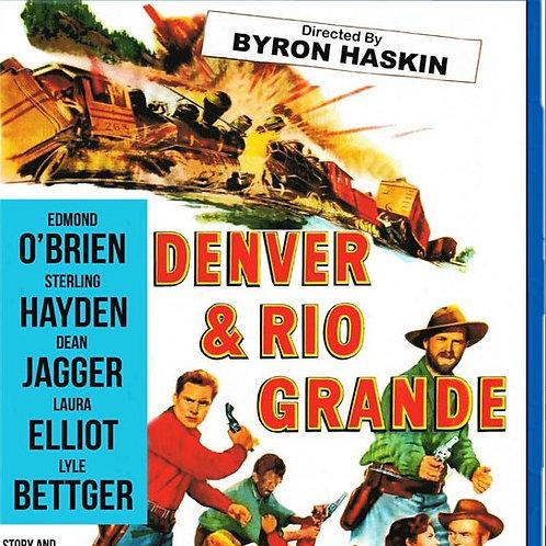 GARGANTA DO DIABO (Denver & Rio Grande, 1952)