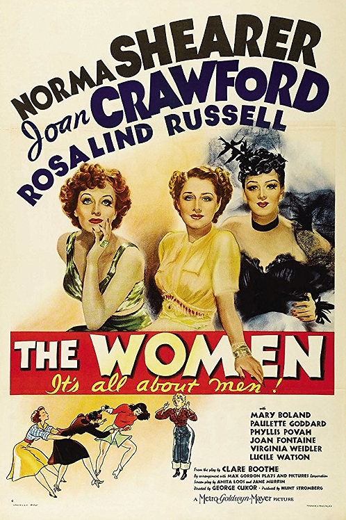 AS MULHERES (The Women, 1939)