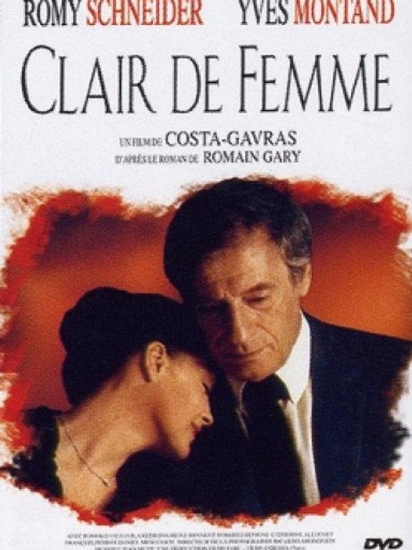UM HOMEM, UMA MULHER, UMA NOITE (Clair de Femme, 1979)