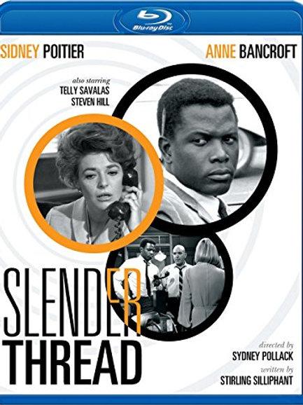 UMA VIDA EM SUSPENSE  (Slender Thread, 1965) Bluray