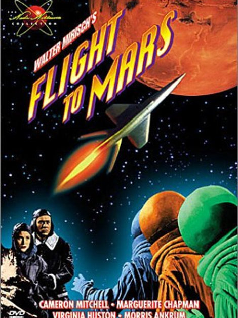 VOANDO PARA MARTE (Flight To Mars, 1951)