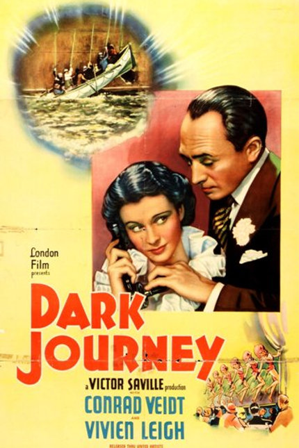 JORNADA SINISTRA (Dark Journey, 1937)