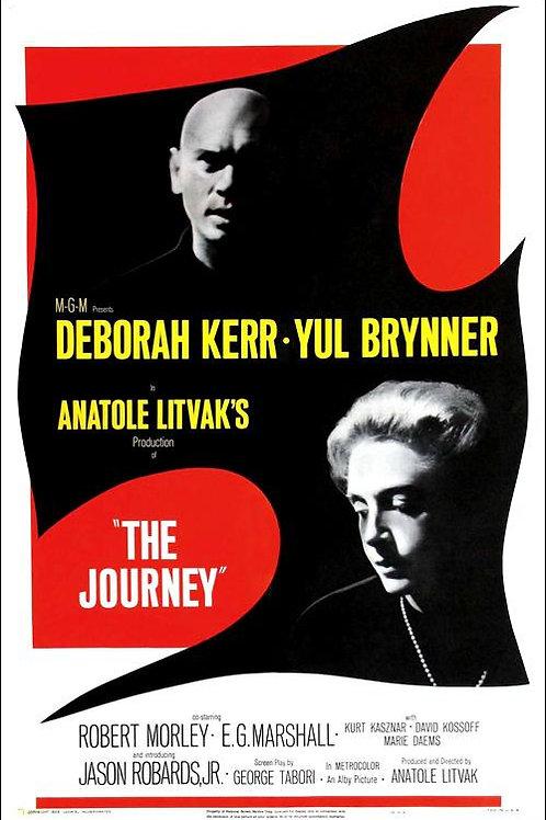 CREPÚSCULO VERMELHO (The Journey, 1959)
