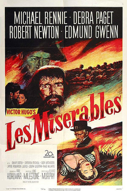 O IMPLACÁVEL (Les Miserables, 1952)