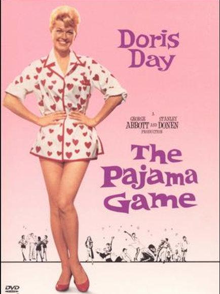 UM PIJAMA PARA DOIS (The Pajama Game, 1957)